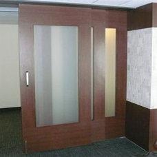 Interior Doors by K. N. Crowder