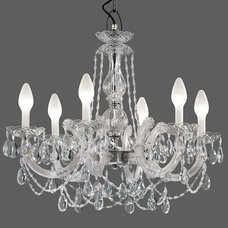 Traditional Chandeliers by Masiero Group