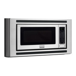 Frigidaire - Frigidaire Stainless Gallery 2 cubic foot Built-In Microwave - Update your kitchen appliances with style and functionality with this Frigidaire Stainless Gallery 2 cubic foot Built-In Microwave. This microwave features a stainless finish for a modern look and tons of easy,user-friendly options for easy cooking.