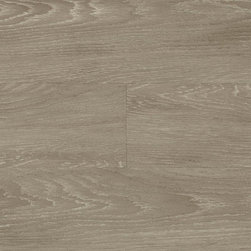 "Access LL Collection: Urban Gray Oak - 6"" x 48"" Luxury Vinyl Flooring – Gauge: 5mm – 20mm wear layer – 50% recycled content – 20 year residential warranty."