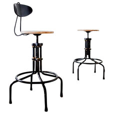 Eclectic Bar Stools And Counter Stools by Inmod