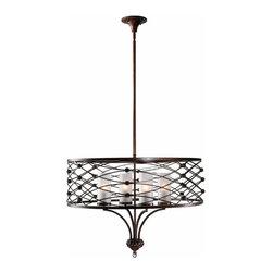 Modern Iron Wire Clarisse Pendant Light Fixture - *Clarisse Pendant