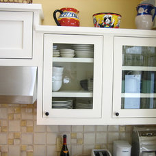 Contemporary Kitchen Cabinets by Blue Spruce Joinery