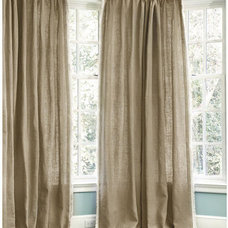 Traditional Curtains by Ballard Designs