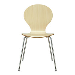 Insect Dining Side Chair in Natural