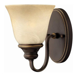 Hinkley Lighting 5450AT 1 Light Sconce Cello Collection -