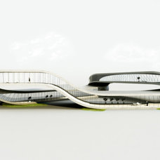 Rendering of Landscape House by Universe Architecture