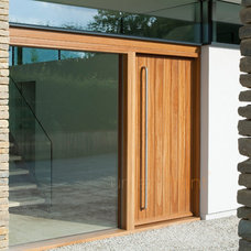 Contemporary Front Doors by Urban Front