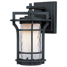 Craftsman Outdoor Wall Lights And Sconces by Lighting Front