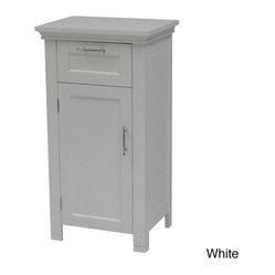 None - Ellsworth Single Door Floor Cabinet - Single door floor cabinet features a convenient ...