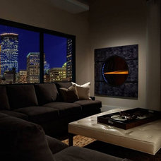 Modern Fireplaces by Fireside Hearth & Home Twin Cities