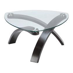 Magnussen - Magnussen Allure 3-Piece Cocktail Table Set - Magnussen - Coffee Table Sets - T139665X3PKG - Magnussen Allure 3-Piece Cocktail Table Set