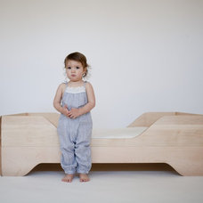 Modern Toddler Beds by fawn&forest