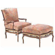 Traditional Armchairs by fremarc.com