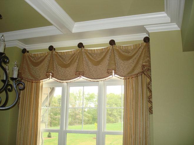 Window Treatments by House Dressing Interiors, LLC
