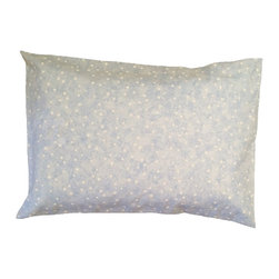 """A Little Pillow Company - A Little Pillow Company: Toddler Pillowcase (Envelope Style), Stars - Wrap """"A Little Pillow Company"""" pillow in only the best!  This envelope-style toddler pillowcase is Made in the USA from a 100% soft cotton fabric."""