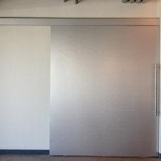 Industrial Interior Doors by K. N. Crowder