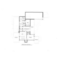 Traditional Floor Plan by Phil Kean Designs