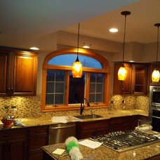 Traditional Kitchen by Rejuvenate: a remodeling company llc