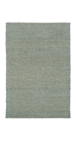 """Loloi Rugs - Loloi Rugs Eco Collection - Blue, 7'-9"""" x 9'-9"""" - Once just a niche for the environmentally conscious, natural fiber rugs like the Eco Collection have become a popular choice for their raw elegance. Hand woven of 100% jute from India, Eco delivers a fashionable and easy-to-place look at a value price."""