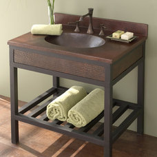 Contemporary Bathroom Vanities And Sink Consoles by Native Trails