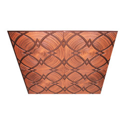"""Decorative Ceiling Tiles - Starbright - Faux Tin Ceiling Tile - Glue up - 24""""x24"""" - #228 - Find copper, tin, aluminum and more styles of real metal ceiling tiles at affordable prices . We carry a huge selection and are always adding new style to our inventory."""