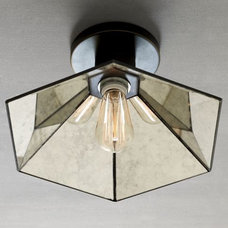 Contemporary Flush-mount Ceiling Lighting by West Elm