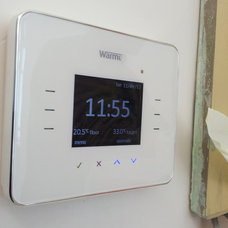 Thermostats by Sanitus Building Materials Ltd.