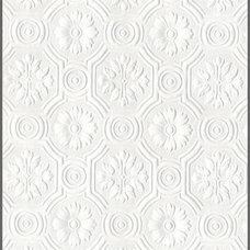Modern Wallpaper by Burke Decor