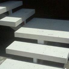 Contemporary Wall And Floor Tile by MGC Servicios de Arquitectura