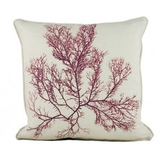 Traditional Decorative Pillows by Natural History