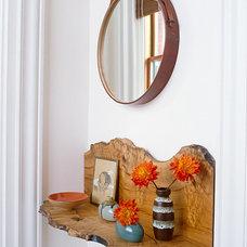 Hank Azaria New York City Home - Hank Azaria Apartment - ELLE DECOR