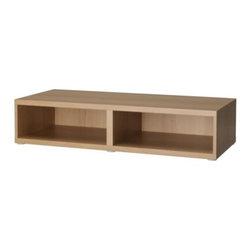 IKEA of Sweden - BESTÅ Bench - Bench, beech effect