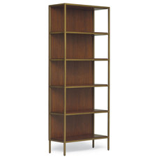 Contemporary Bookcases by Mitchell Gold + Bob Williams
