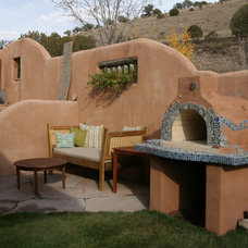 Modern Firepits by BrickWood Ovens