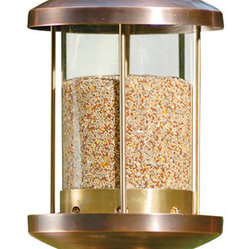 Wellington Bird Feeder