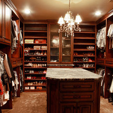 Traditional Closet by Home Innovations