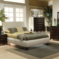 Traditional Beds by FurnitureOutlet
