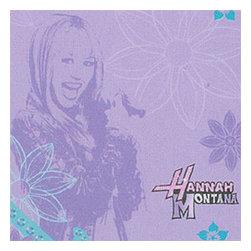 Disney - Hannah Montana Music Pop Star Soft Plush Throw Blanket - Features: