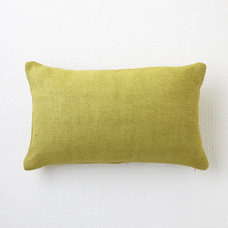 Traditional Decorative Pillows by Wisteria