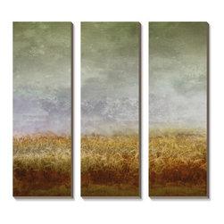 Artcom - Lush Field by John Butler - Lush Field by John Butler is a Canvas Art Set.
