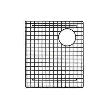 "15"" x 17"" Bottom Grid in Mocha - This bottom sink grid fits the large side of the Farmhouse Duet sink and the Cocina Duet sink. The grid comes in either a mocha finish or stainless steel."