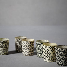 Eclectic Candleholders by BHLDN