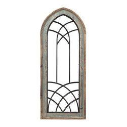 Sterling - Sterling 129-1106 Norwellmirrored Arch Wall Decor - Sterling 129-1106 Norwellmirrored Arch Wall Decor