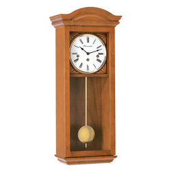 STERNREITER - Sternreiter Hummell Spring-wound Mechanical Wall Clock - German-made case and mechanism