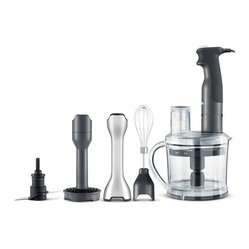 Breville All In One Processing Station, Immersion Blender and Chopper