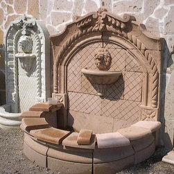Fountain 026 -