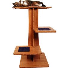 Modern Pet Supplies by Square Cat Habitat