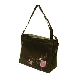 Dogit - Dogit Style Nylon Messenger Bag Multicolor - D5801 - Shop for Dog Carriers from Hayneedle.com! About DogitThe Dogit line from Hagen features a wide variety of dog accessories from toys to beds to bowls all backed by over fifty years of experience and innovation. Rolf C. Hagen Inc. founded as a one-man operation in Montreal Canada in 1955 now boasts wholly owned subsidiaries in England France Germany Malaysia and the United States plus operates an avian and an aquatic research center. While Rolf C. Hagen Inc. has evolved into one of the largest manufacturers and distributors of pet goods worldwide it remains a family business with a dedication to providing superior reasonably-priced products for dogs cats birds and more.