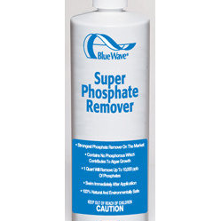 Blue Wave Blue Wave Super Phosphate Remover 1 Qt Super Phosphate Remover 1 Qt Save On